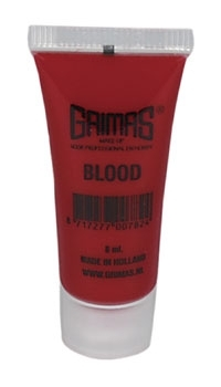 Sangre artificial espesa en tubo 8ml