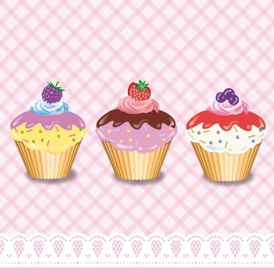 Party cupcakes c-007892