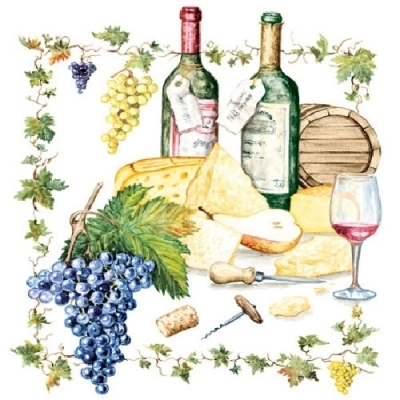 Wine and cheese c-12506815