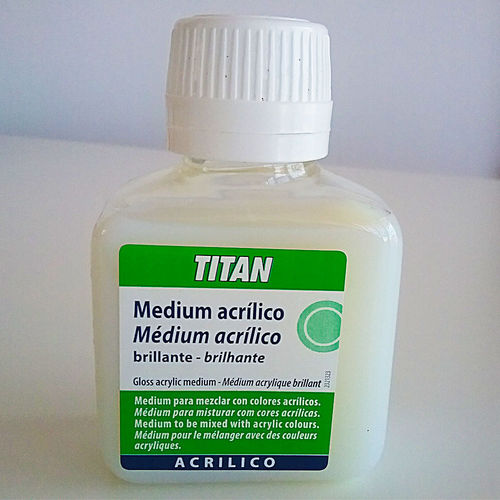 Medio acrílico 100ml
