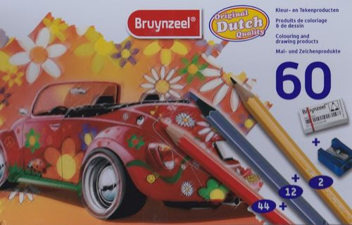 Bruynzeel COLOR 60s