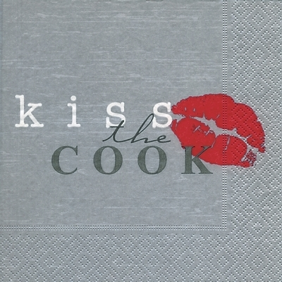 Lunch Kiss the cook