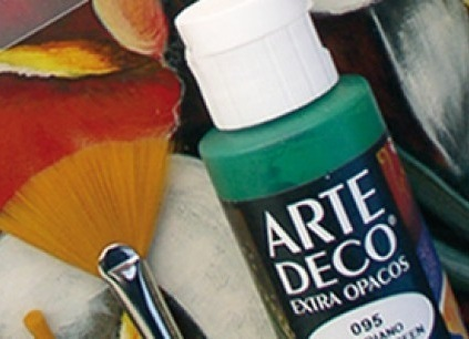 Arte Deco acrílico Vallejo 200ml