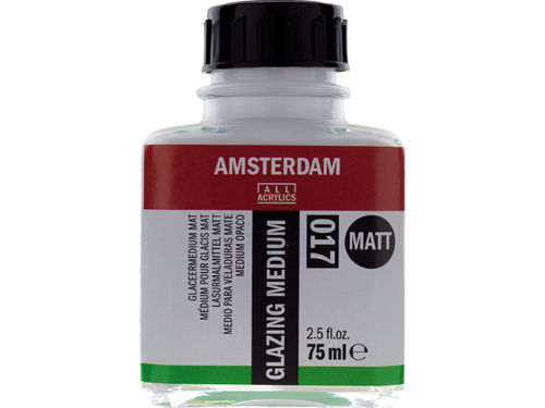 Medium acrílico veladuras mate, Talens 75ml