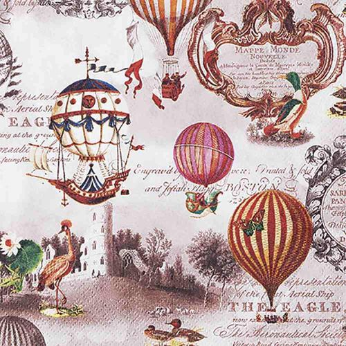 Vintage baloons